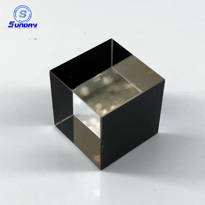 Conventional Beam Splitter Cube