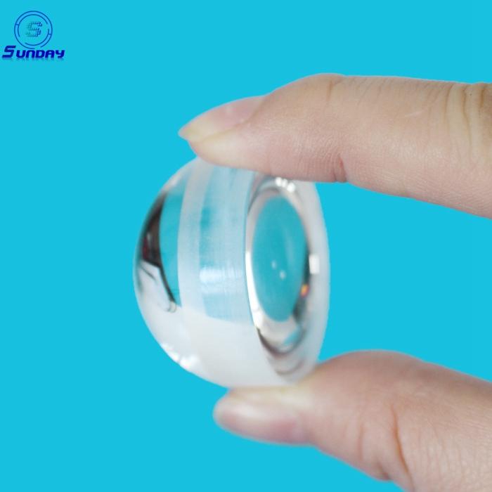 Sapphire Spherical lens